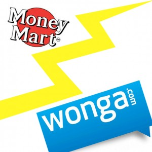 Comparing MoneyMart versus Wonga for Payday Loans