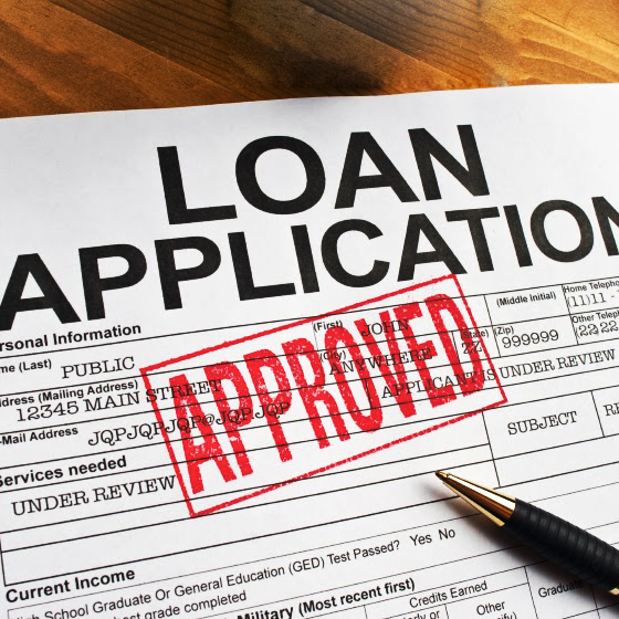 Bad Credit Loan Approved